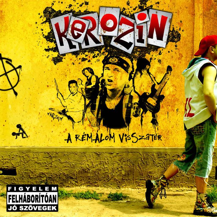 Kerozin - Hip Hip Hurrá!!!