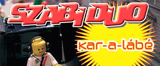 Szabi Duo - Kar-a-lábé